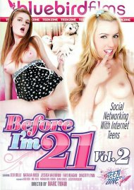 Before I'm 21 Vol. 2 porn video from Bluebird Films.