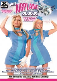 Not Airplane XXX: Cockpit Cuties Boxcover