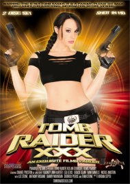 Tomb Raider XXX: An Exquisite Films Parody porn video from Venom Digital Media.