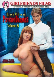 Lesbian Psychodramas Vol. 8 Boxcover