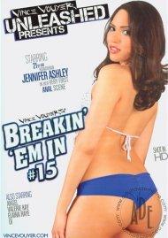 Breakin' 'Em In #15 Boxcover
