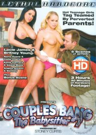 Couples Bang The Babysitter #7 Boxcover