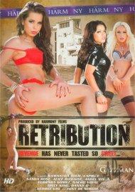 Retribution Boxcover