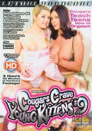 Cougars Crave Young Kittens #9 Boxcover