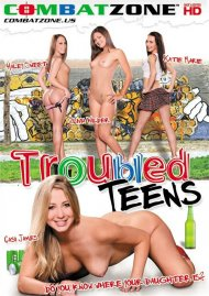 Troubled Teens Boxcover