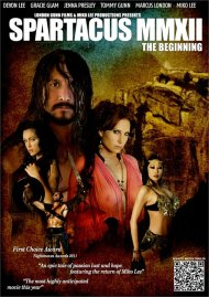 Spartacus MMXII: The Beginning Boxcover