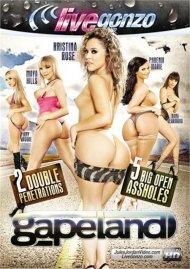 Gapeland Boxcover
