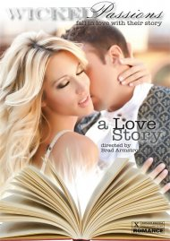 Love Story, A Boxcover