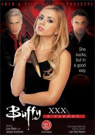 Buffy The Vampire Slayer XXX: A Parody Boxcover