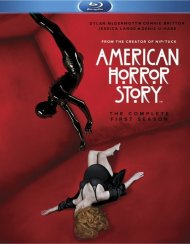 American Horror Story: The Complete First Season Boxcover