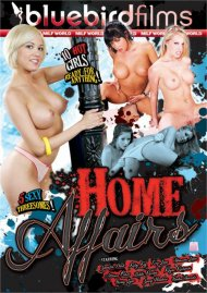 Home Affairs porn video from Bluebird Films.