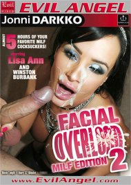 Facial Overload 2: Milf Edition Boxcover