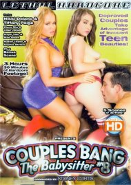 Couples Bang The Babysitter #8 Boxcover
