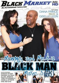 Mommy And Me & A Black Man Makes 3 #3 Boxcover