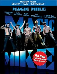 Magic Mike (Blu-ray + DVD + UltraViolet) Boxcover