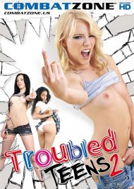 Troubled Teens #2 Boxcover