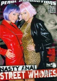 Nasty Anal Street Whore Boxcover