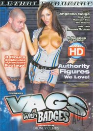 Vags with Badges Boxcover