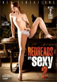 Redheads Are Sexy #2 Boxcover