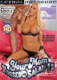 Your Mom Tossed My Salad #11 Boxcover