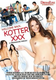 Welcome Back, Kotter XXX: A Dreamzone Parody Boxcover