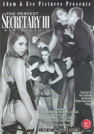 Perfect Secretary 3, The: New Recruit Boxcover