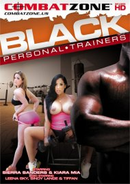 Black Personal Trainers Boxcover