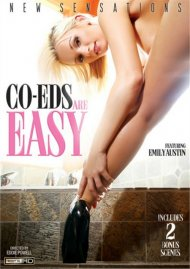 Co-eds Are Easy porn video from New Sensations.