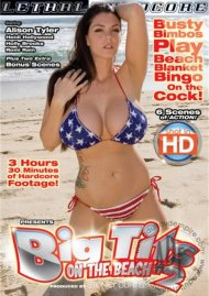 Big Tits On The Beach #2 Boxcover