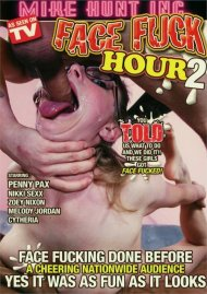 Face Fuck Hour 2 Boxcover