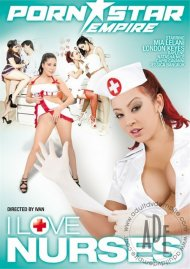 I Love Nurses Boxcover
