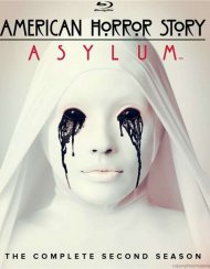 American Horror Story: Asylum Boxcover