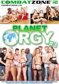 Planet Orgy #3 Boxcover