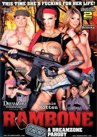 Rambone XXX: A Dreamzone Parody Boxcover