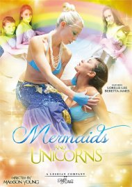 Mermaids And Unicorns Boxcover
