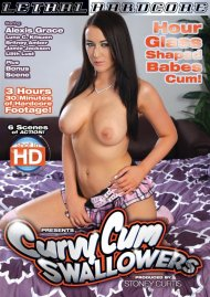 Curvy Cum Swallowers Boxcover