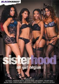 Sisterhood All Girl Orgies Boxcover