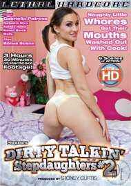 Dirty Talkin' Stepdaughters 2 Boxcover