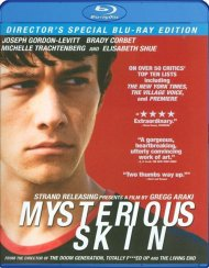 Mysterious Skin Boxcover