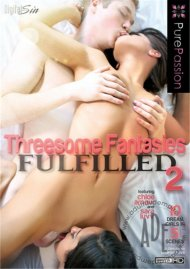 Threesome Fantasies Fulfilled 2 Boxcover