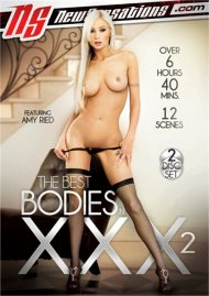 Best Bodies In XXX 2, The Boxcover