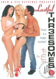 Lustful Threesomes  Boxcover