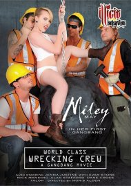 World Class Wrecking Crew: A Gangbang Movie Boxcover