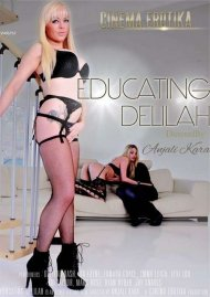 Educating Delilah Boxcover