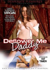 Deflower Me Daddy Boxcover