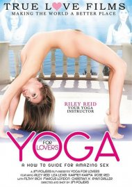Yoga For Lovers: A How To Guide For Amazing Sex Boxcover