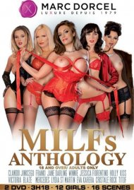 MILFs Anthology Boxcover