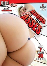 Round White Asses Boxcover