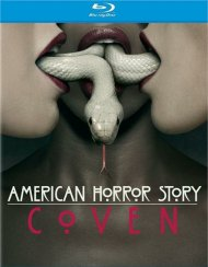 American Horror Story: Coven Boxcover