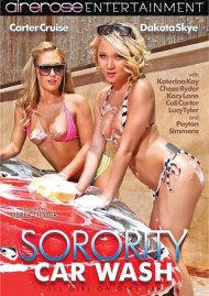 Sorority Car Wash Boxcover